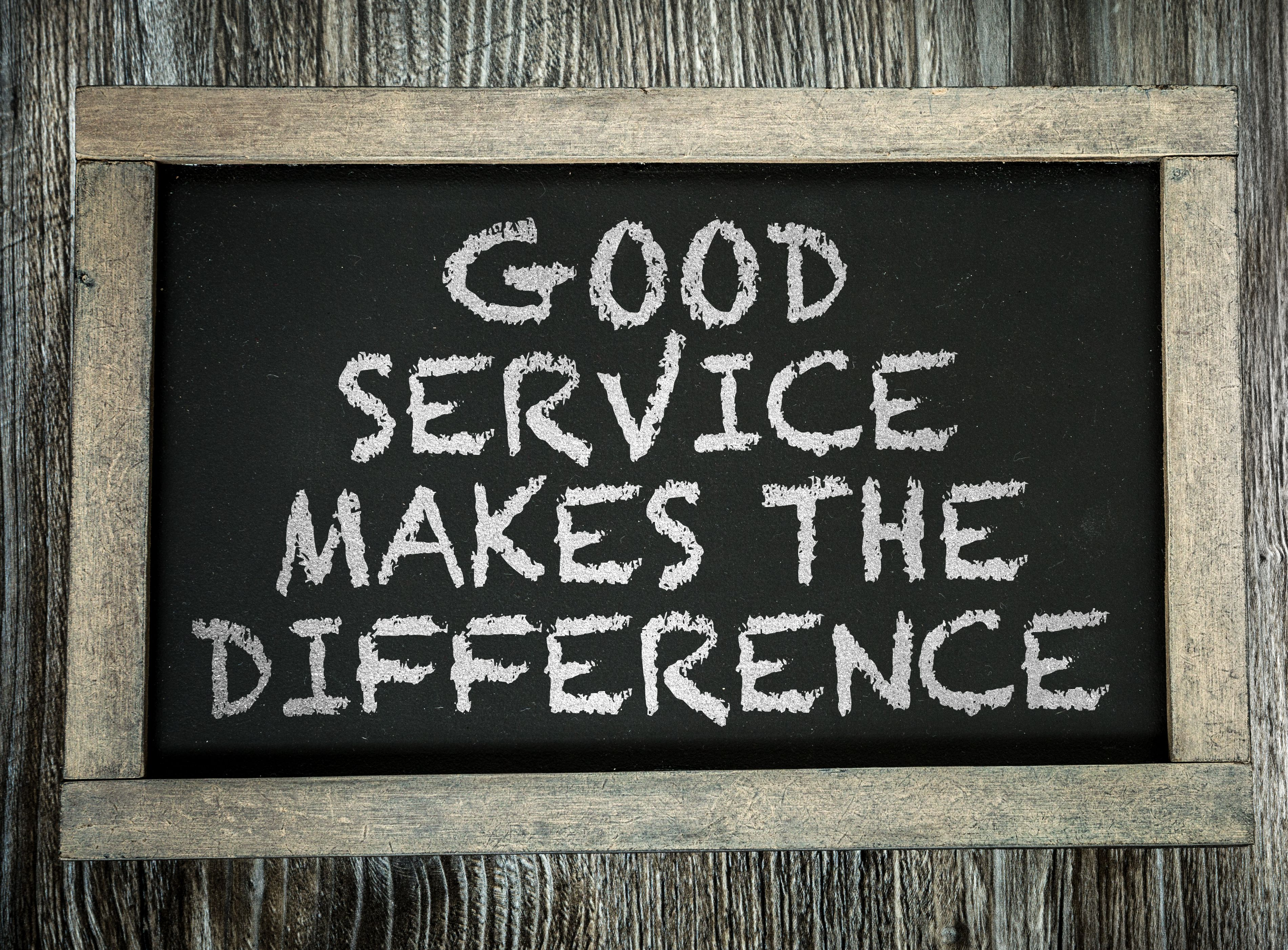 Actualízatec_good service makes the difference